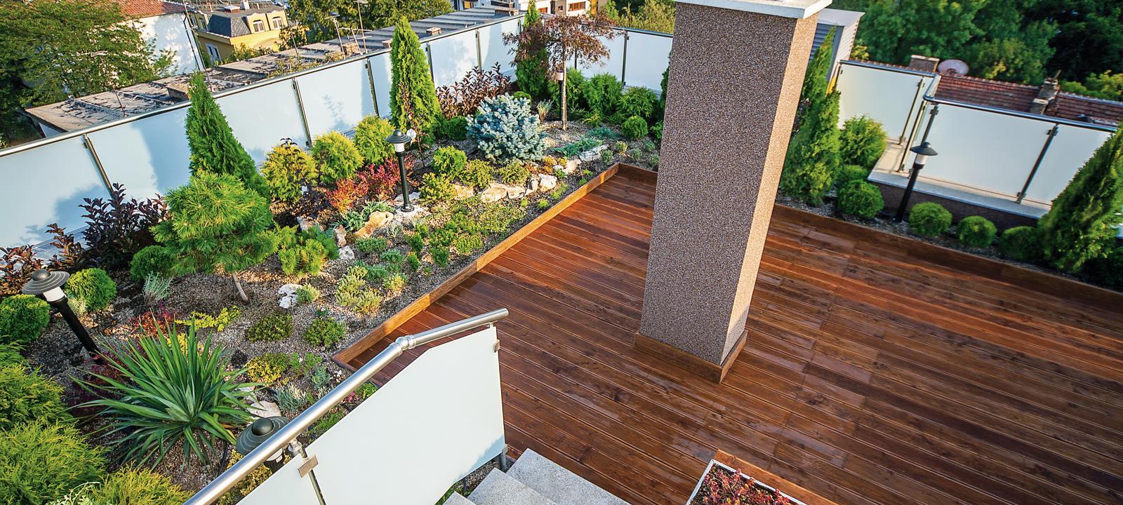 Pavimenti In Legno Per Terrazzi supporti per terrazzi | sistemi per tetti verdi | zinco italia